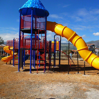 Does large outdoor amusement equipment make money?